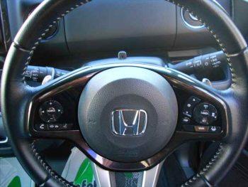 N-BOXカスタム G・EX ターボ Honda SENSING