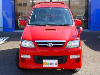 テリオスキッド カスタムL 4WD ターボ