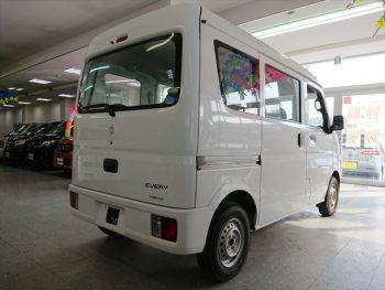 エブリイバン PA 4WD