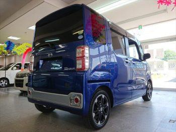 ウェイク G ターボ 4WD