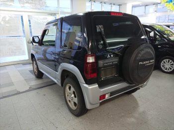 パジェロミニ XR 4WD