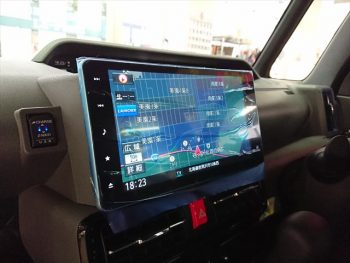 タントカスタム X アップグレードスタイルパッケージ 未使用車 4WD
