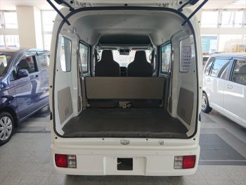 エブリイバン PAリミテッド セーフティサポート 4WD
