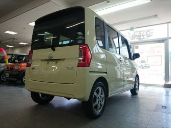 タント L SA 4WD