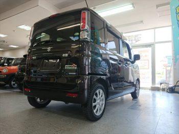 スペーシア ハイブリッド G 4WD