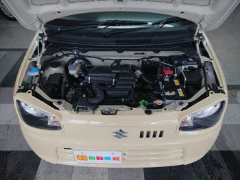 アルト L セーフティサポート 4WD