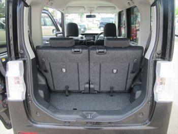 タントカスタム RS SA 4WD