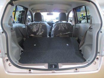 ミライース Xf スマートセレクションSA 4WD