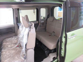 タント Xターボ スマートアシスト 4WD