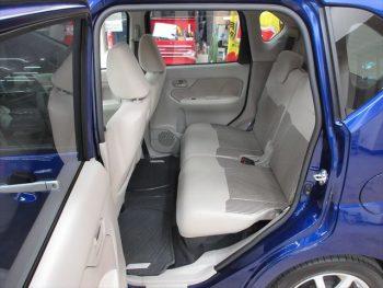 ムーヴ Xターボ SA 4WD