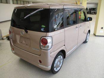 ムーヴキャンバス G メイクアップ SAⅡ 4WD