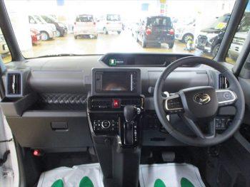 タントカスタム RS ターボ 未使用車 スマートパノラマパーキングパック スマートクルーズパック 4WD