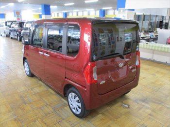 パレット LTD 4WD