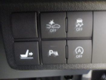 タントカスタム RS ターボ スマートクルーズパック スマートパノラマパーキングパック 4WD