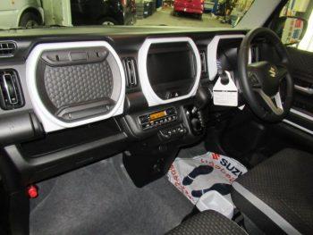 ハスラー ハイブリッドX セーフティサポート 未使用車 4WD
