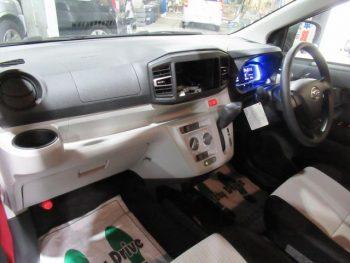 ミライース Xリミテッド SAⅢ 純正ナビ装着用アップグレードパック 4WD