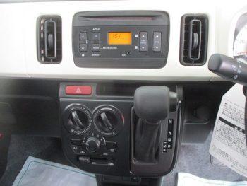 アルト F レーダーブレーキサポート装着車 4WD