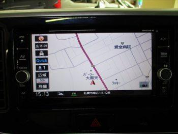 デイズルークス X Vセレクション  4WD