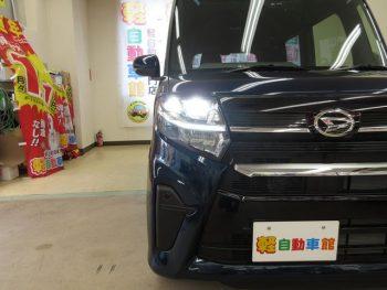 タントカスタム Lアップグレードパック 4WD