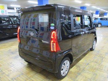 タント X 未使用車  アップグレードパック 4WD