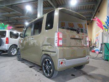 ウェイク G SA 4WD