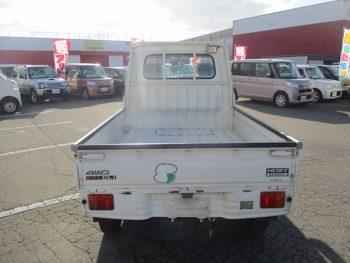 ハイゼットトラック 農用パック パワステ付 4WD