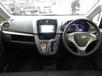 ムーヴカスタム Xリミテッド SA 4WD