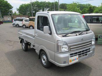 キャリイトラック 農繁スペシャル エアコン・パワステ 4WD