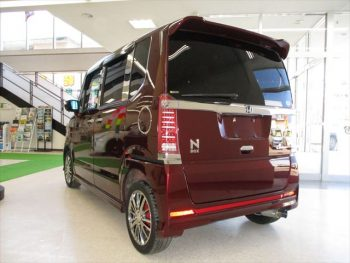 N-BOXカスタム G ターボSSパッケージ  4WD