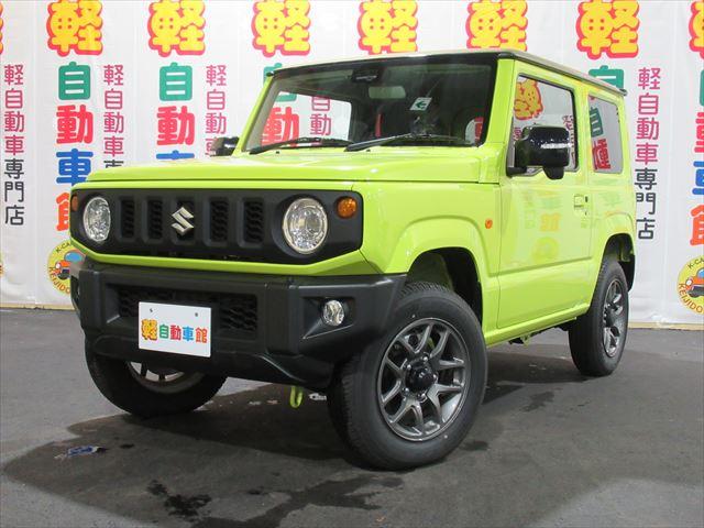 ジムニー XC セーフティサポート付 4WD