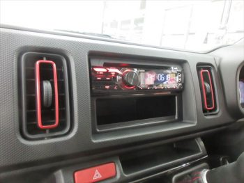アルト ターボ RS オーディオレス