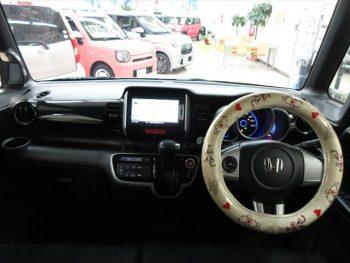 N-BOX+カスタム G 車いす仕様車 スローパー 福祉車両 4WD