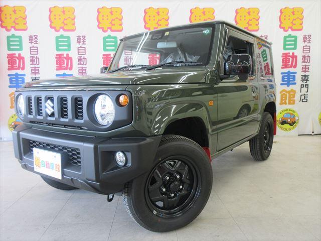 ジムニー XL セーフティサポート装着車 未使用車 4WD