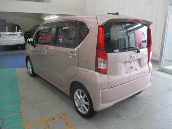 ムーヴ フロントシートリフト X SAⅢ 福祉車両 4WD