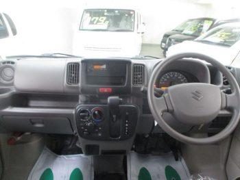 エブリイバン PA ハイルーフ 4WD