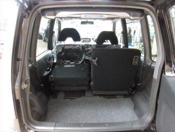 ムーヴカスタム エアロダウンRS ターボ 4WD
