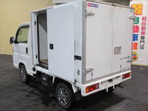 アクティトラック 保冷車 4WD