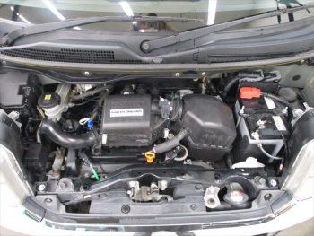 N-BOXカスタム G Aパッケージ 4WD