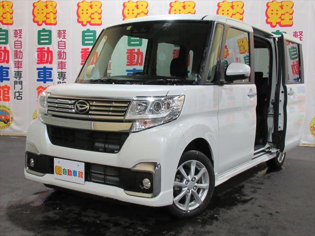 タントカスタム X SAⅢ 4WD