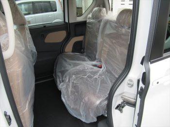ルークス ハイウェイスターX 快適パック グラデーションインテリア 未使用車 4WD