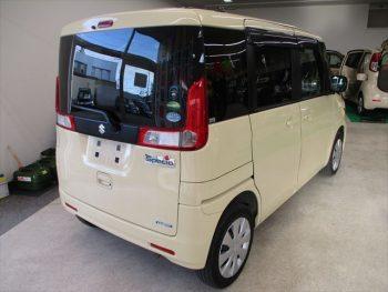 スペーシア G デュアルカメラブレーキサポート 4WD