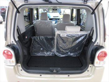 ムーヴキャンバス X ホワイトアクセントリミテッド SAⅢ 4WD