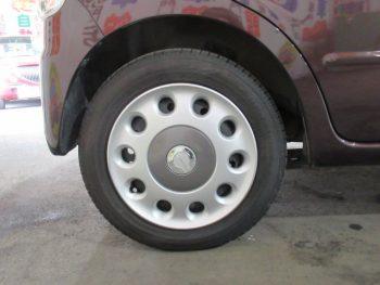 ミラココア ココアX 4WD