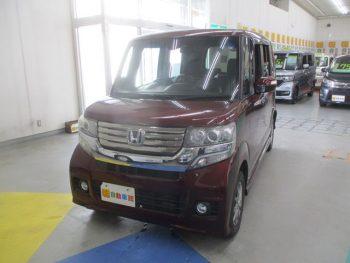 N-BOXカスタム G・Aパッケージ 4WD