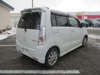 AZ-ワゴンカスタムスタイル XS