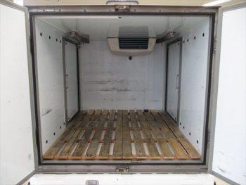 キャリイトラック KCパワステ 冷蔵冷凍車 両側スライド 4WD