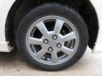 ムーヴ VS 4WD
