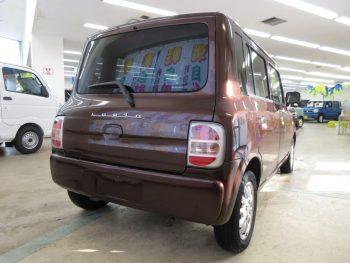 アルトラパン Gエディション 4WD