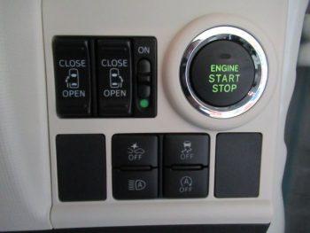 ムーヴキャンバス GメイクアップリミテッドSAⅢ 未使用車 4WD