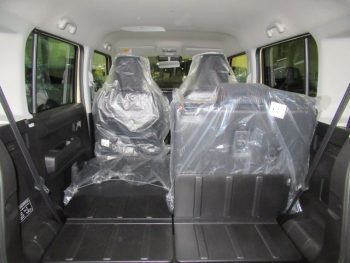 ハスラー Jスタイル セーフティサポート 未使用車 4WD